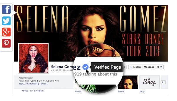 Verified Facebook Account